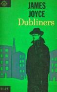 Dubliners James Joyce green paperback cover 001