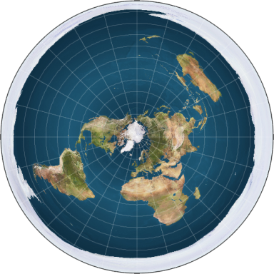These Posts From A Facebook User Who Thinks The Earth Is Flat Will Make You Fear For Our Future