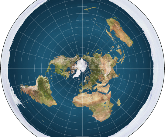 These Posts From A Facebook User Who Thinks The Earth Is Flat Will Make You Fear For OurFuture