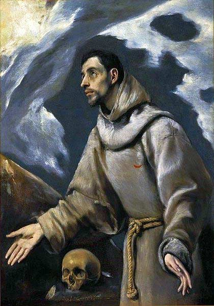 St. Francis of Assisi.