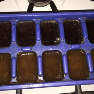 Calling All Basics And Coffee-Lovers: Coffee Ice Cubes Are The Best Ever