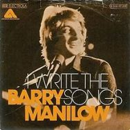 i write the songs manilow