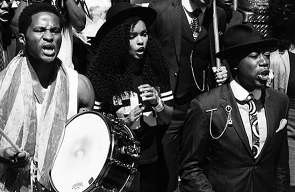 Recapping Janelle Monáe's Peaceful Police Brutality Protest InL.A.