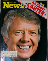 newsweek 1976 all about carter