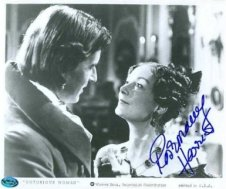 Notorious Woman signed by Rosemary Harris