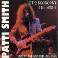 patti smith live at the bottom line