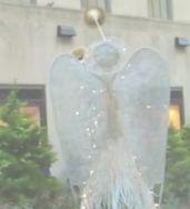 Rockefeller Center angel