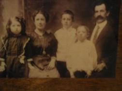 Sarrett family