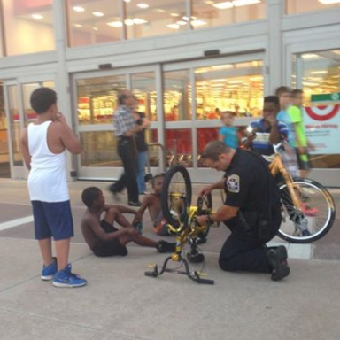 This Truly Good Cop Will Restore Your Faith In Police Officers