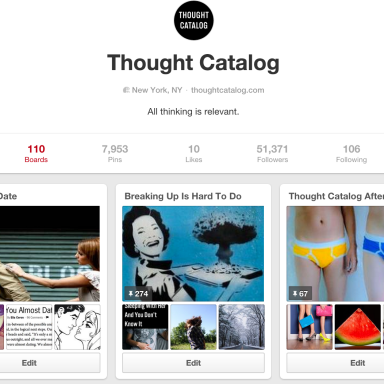 Here's How You Analyze Someone's Personality Based On The Titles Of Their Pinterest Boards