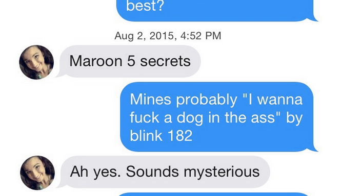 11 Of The Most Hilarious And Sassy Tinder Conversations You'll EverRead