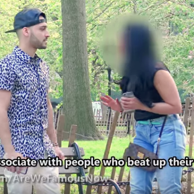 Watch This Video Of A Woman Turning Down A Date Because He's Muslim