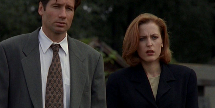 Fact: Mulder And Scully Are The Ultimate #RelationshipGoals