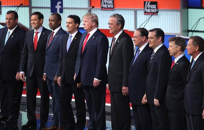 Fox News Republican Presidential Primary Debates