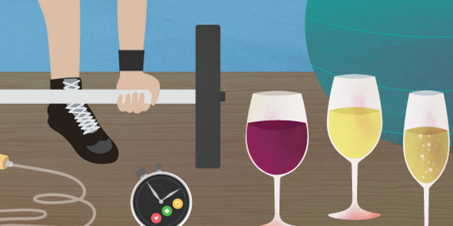 Here's How You Can Stay Slim After Drinking A Lot Of Wine (Because You Can't Stop At OneGlass!)