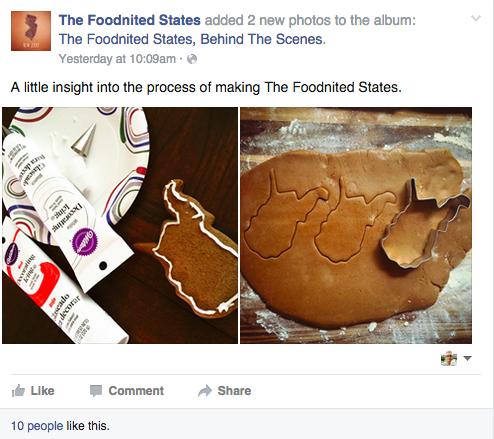 Facebook / Foodnited States