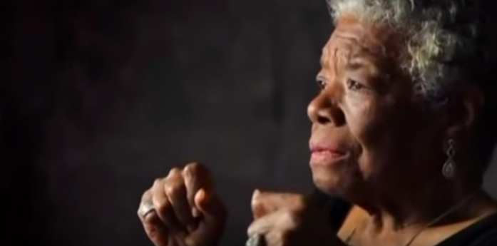 This Powerful Talk From Dr. Maya Angelou Will Teach You Why Love Should LiberateYou