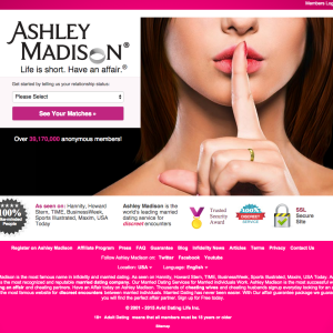 What I Think About The Ashley Madison Hack, As A Gay Man