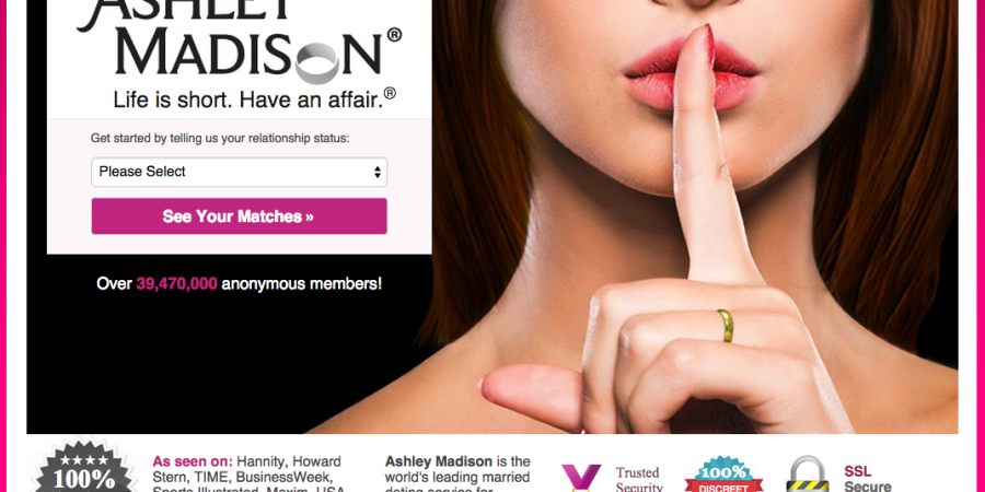 5 Life Lessons You Can Draw From The Ashley MadisonScandal