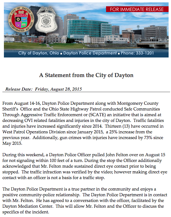 Dayton Police Department