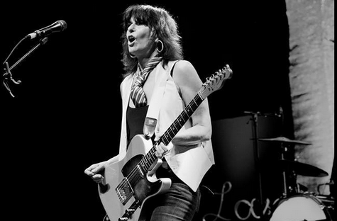 Chrissie Hynde Blames Herself And Other Rape Victims For TheirAssaults
