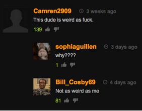 The 30 Most Outrageously Hilarious Comments Posted On Pornhub