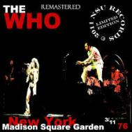 the who march 1976 msg