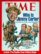 time 1976 who is jimmy carter