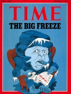 time big freeze