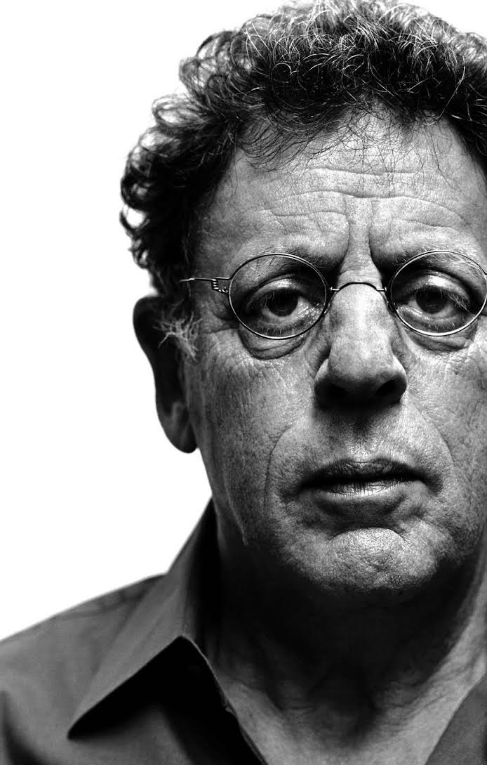 Image provided by Richard Guerin, PhilipGlass.com