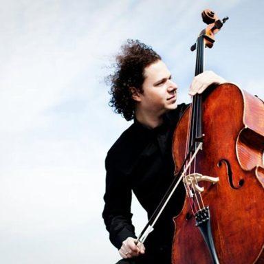 Music For Writers: Matt Haimovitz's Cello Solos Go Into 'Orbit'