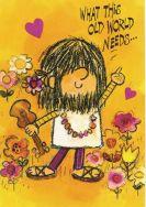 valentine hippie