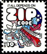 zip code stamp