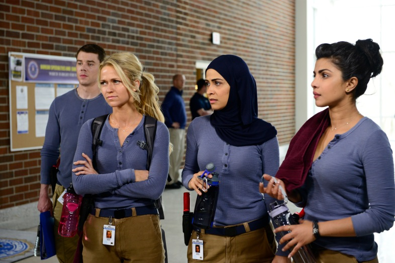 The female FBI recruits in Quantico are the ultimate badasses: strong, smart, and not afraid of a challenge.