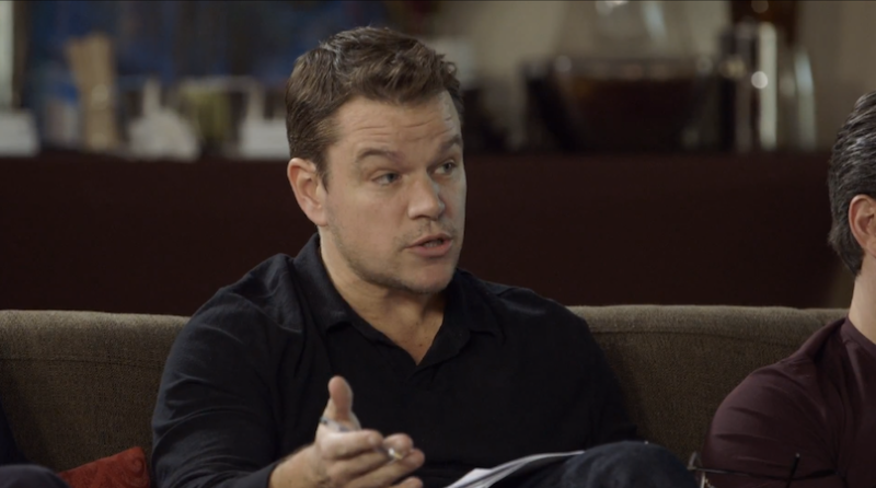 Explaining Diversity To Matt Damon (And Other People Who Don't GetIt)