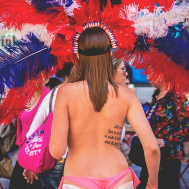 Dare To Bare: America Isn't Ready For Topless Women