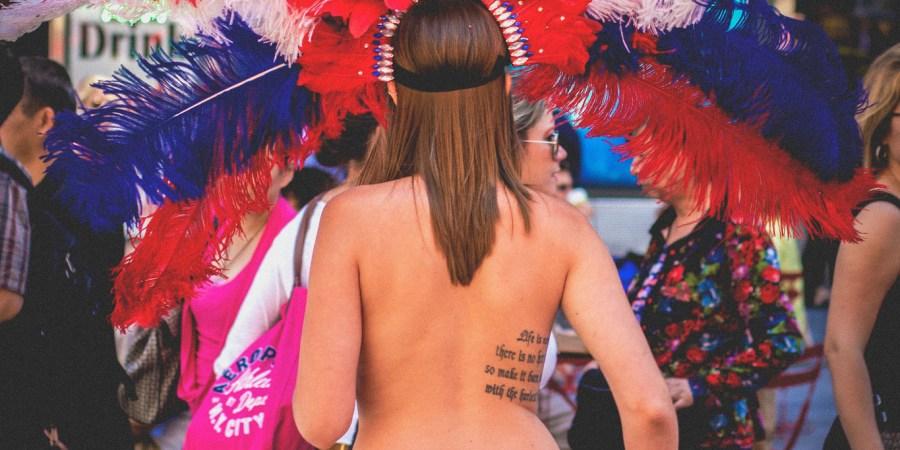 Dare To Bare: America Isn't Ready For ToplessWomen