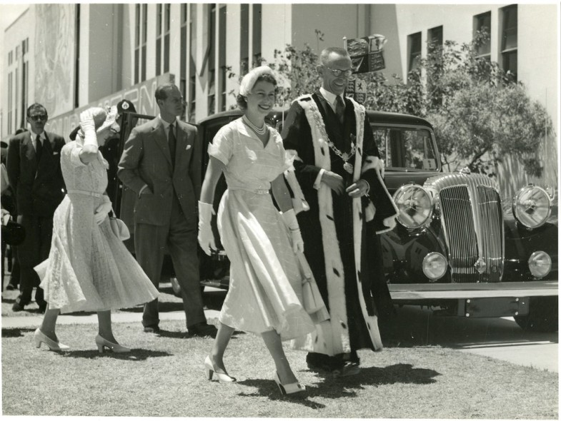 via Flickr - Archives New Zealand