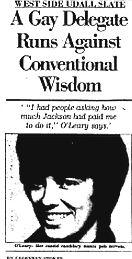 1976 gay delegate runs