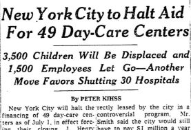 1976 may 28 nyc day care