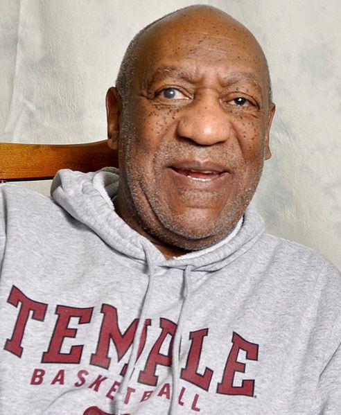 Bill Cosby. (Wikimedia Commons)