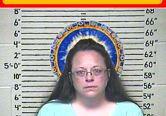 This Entire Kim Davis Mess Is An Insult And Embarrassment To Christianity
