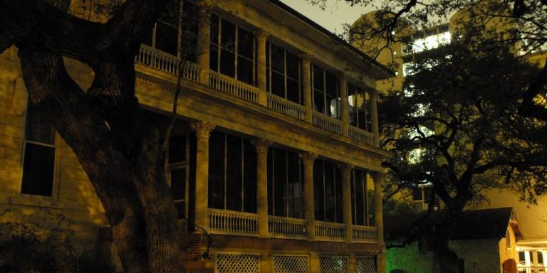 The Boys Of Tau Epsilon Kappa Always Said The Halls Of Their Fraternity House WereHaunted