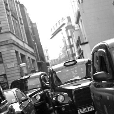 7 Reasons You Should Always Choose A London Black Cab