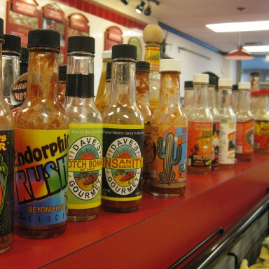 I Went To A Hot Sauce Expo And It's The Closest I've Ever Been To God