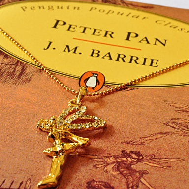 Painfully Happy Thoughts: A Peter Pan Fanfiction