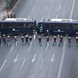 Golden Dawn's Reservoir Of Greek Nationalism