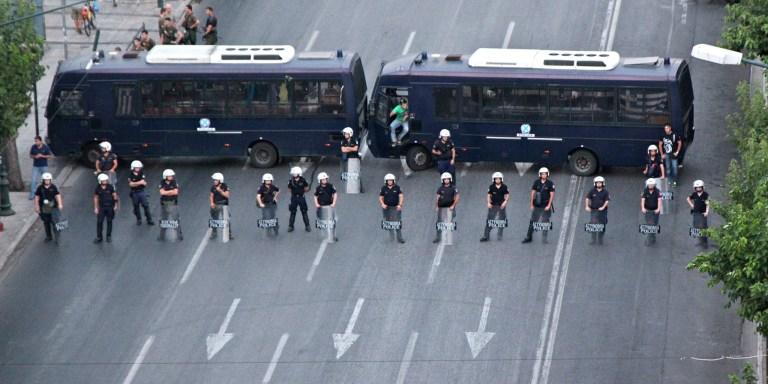 Golden Dawn's Reservoir Of GreekNationalism