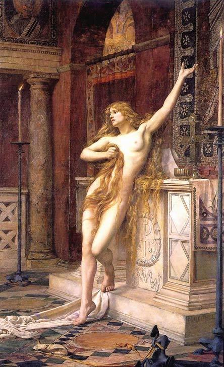 Hypatia. (Wikimedia Commons)