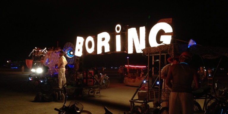 Burning Man For Dummies: Everything You Need To Know About The Festival In The Desert Where Rich Kids PlayHippie